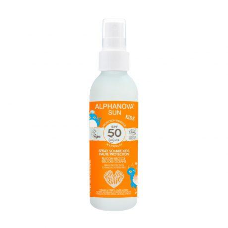 spray Solar bio factor 50 niños